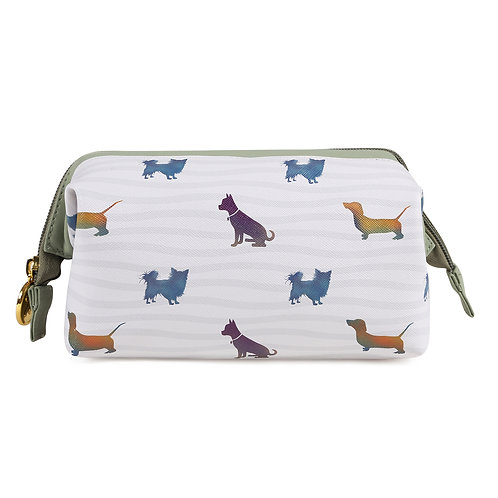 Dog cosmetic case