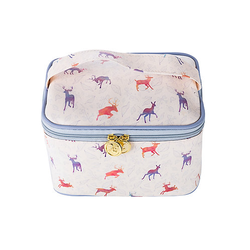 Stags makeup bag