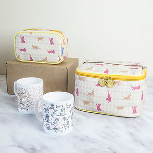 Cat pattern bags & gifts