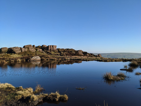 The Roaches Walk - A difficult but rewarding exercise