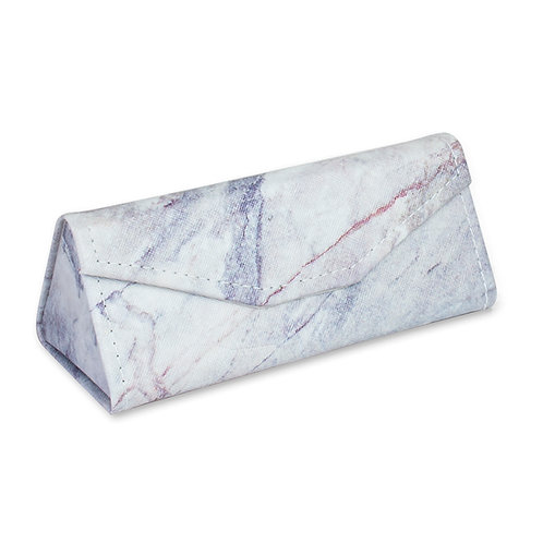 Marble Pattern Glasses Case