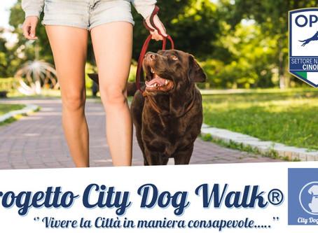 Il Progetto City Walk Dog® di OPES: diamo un seguito all'Ordinanza Martini