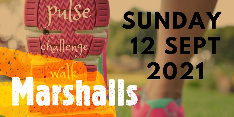 Pulse Challenge Marshalls 2021