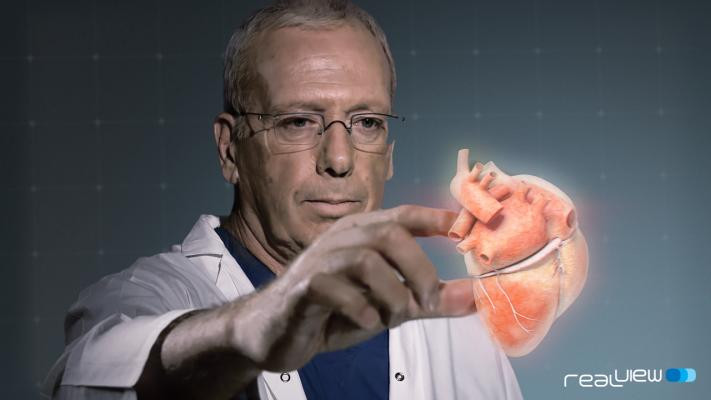 RealView-Holographic-Heart-Manipulation.