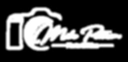 New Font Logo Wide Font Short Side - Whi