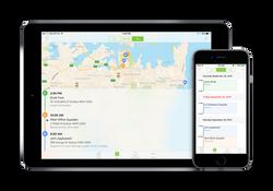 iPad-Map-iPhone-Calendar