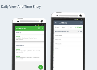 WorkflowMax for Android is here!