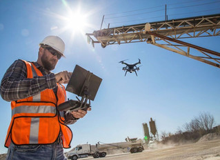 How drones are reshaping the construction industry
