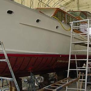 """""""Emma"""" a 1962 57' Trumpy yacht"""