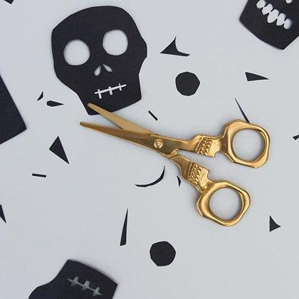 Skull Scissors CCL