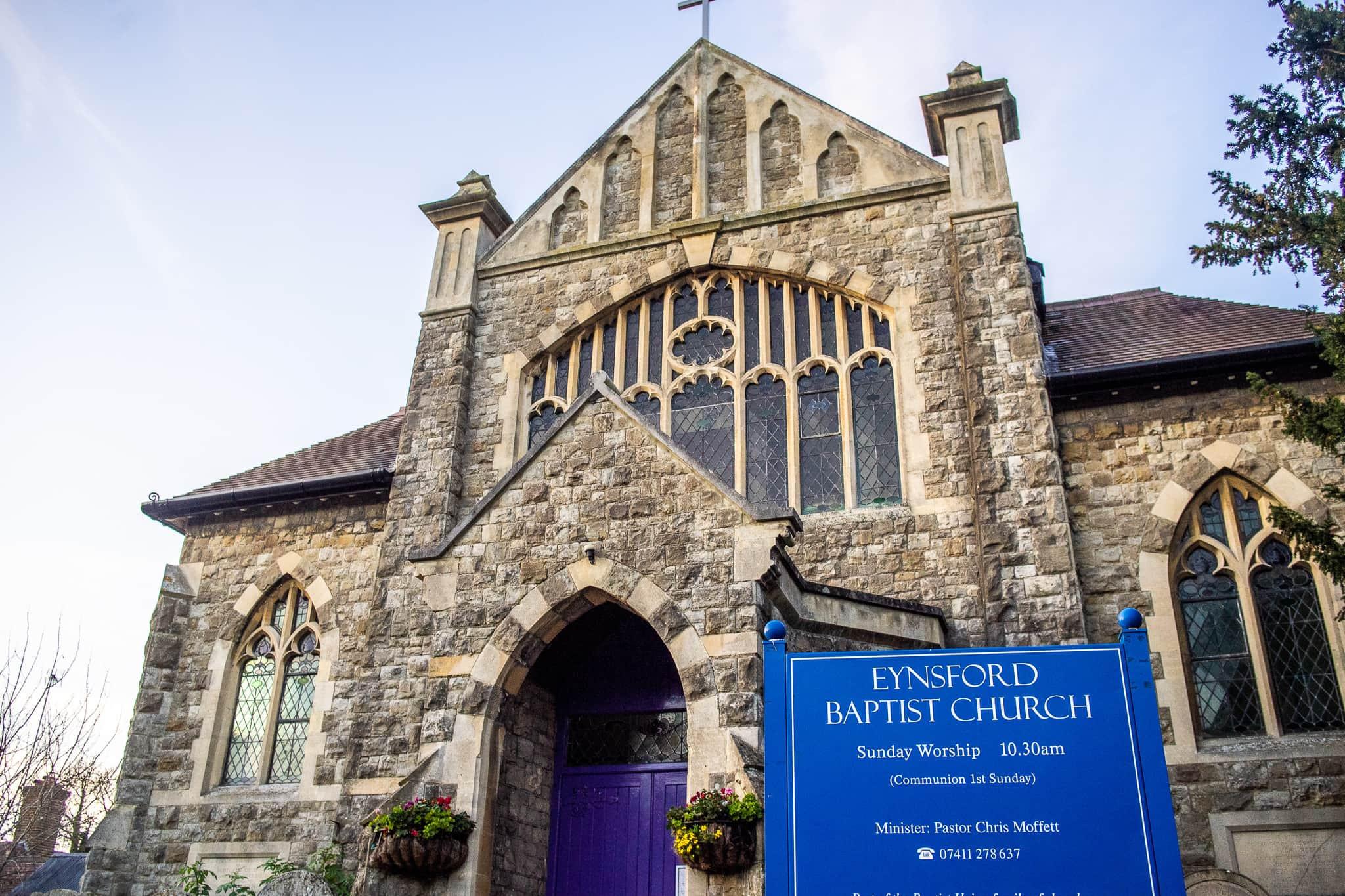 Sunday Service  - Eynsford
