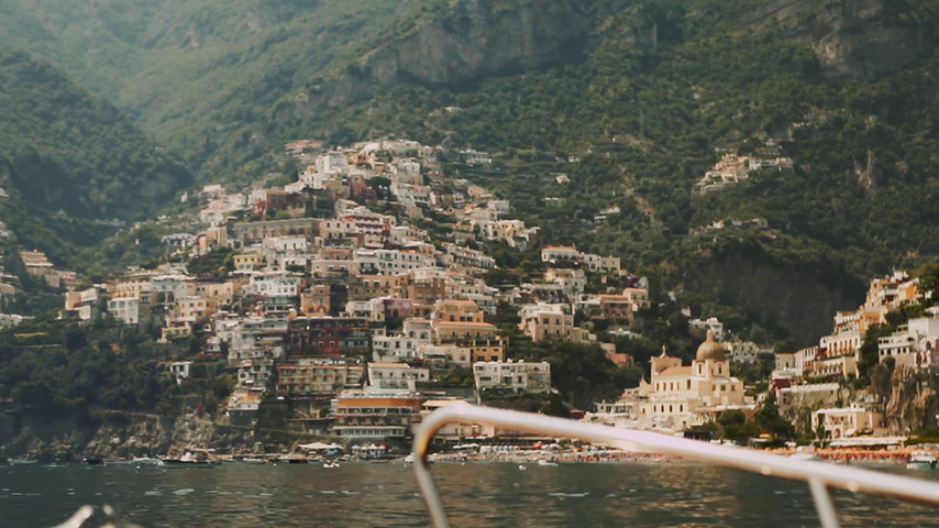 Losing Ourselves in Italy