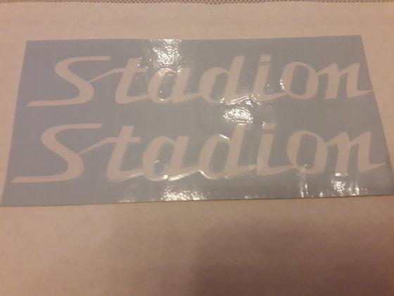 kleebis stadion 2tk