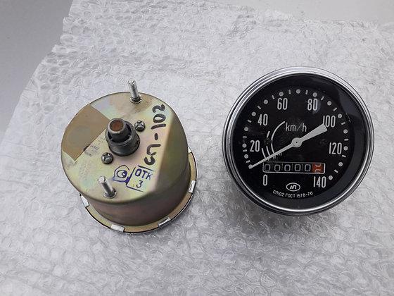 spidometr 102  cccp