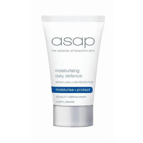 ASAP Daily Moisturiser with SPF50
