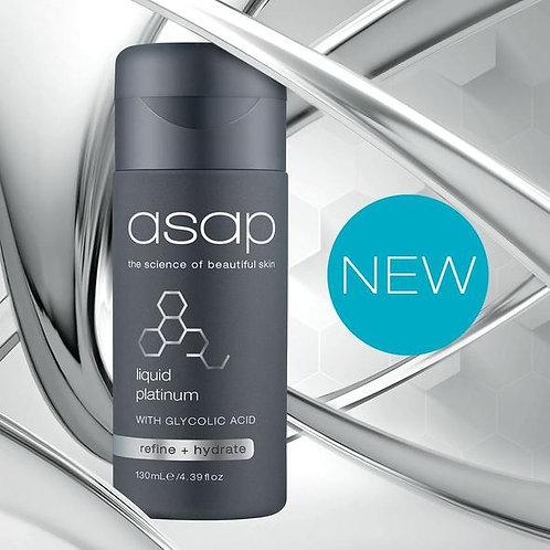 ASAP Liquid Platinum - New Product!