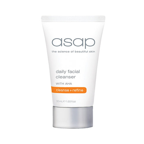 ASAP Daily Facial Cleanser (2 sizes)
