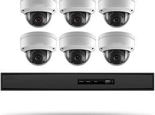 Smart Life Alpha 8ch Security Cmaera solutio