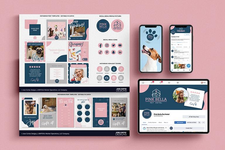 Social Media Sample Kit for website fina