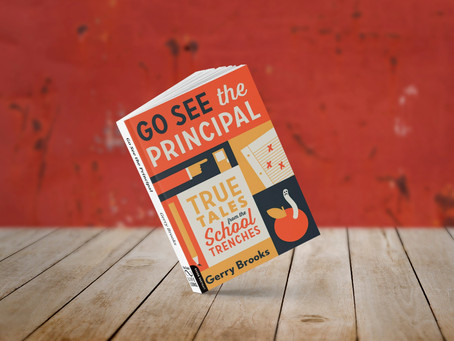 What are people saying about Go See the Principal: True Tales from the School Trenches?