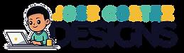 Jose-Cortez-Designs-Website-header-logo-