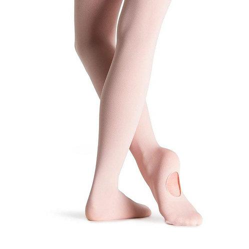 Convertible Ballet Tights (Girls)