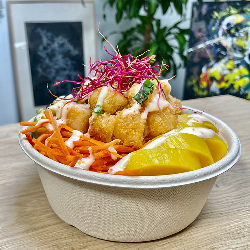 YUMii Bowl Shrimps Tempura