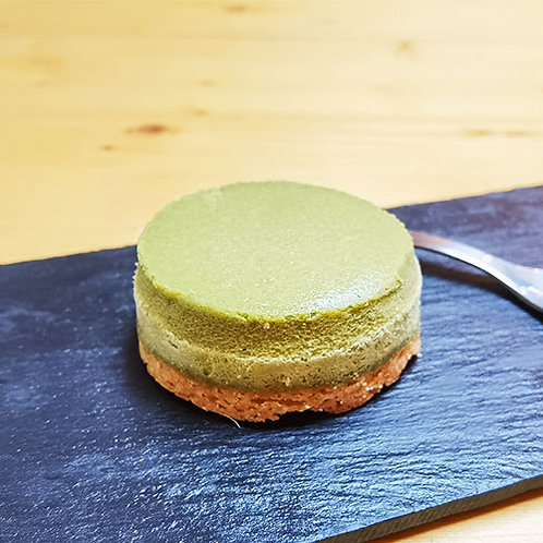 Mini Cheesecake Matcha (Thé vert)