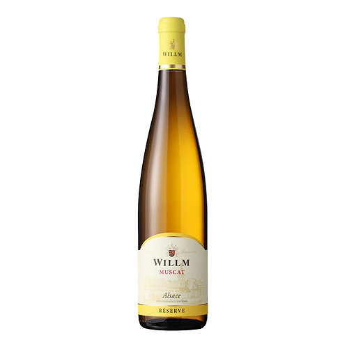 Maison Willm / Muscat Reserve 2016
