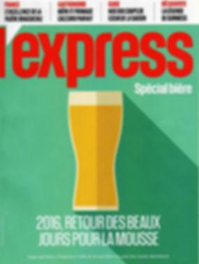 Let it Beer dans L'express