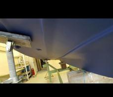 Neues unterwasserschiff detail
