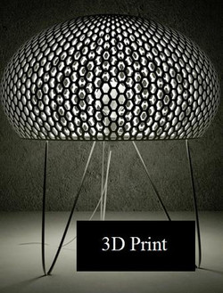 LIGHTING 3D PRINT