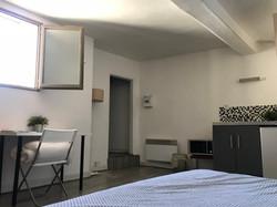 Appartement T1 Montpellier Écusson