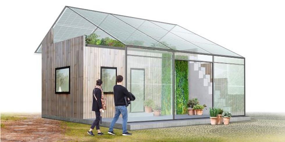 Synergy Village: Workshop-Serie «Hautnah am Bau des KREIS Hauses»
