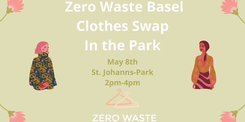 Basel – Clothes Swap in the Park