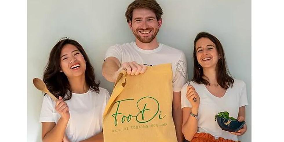 FooDi: Let's FooDi Together!