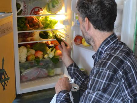 Foodsharing: «Verwenden statt Verschwenden»