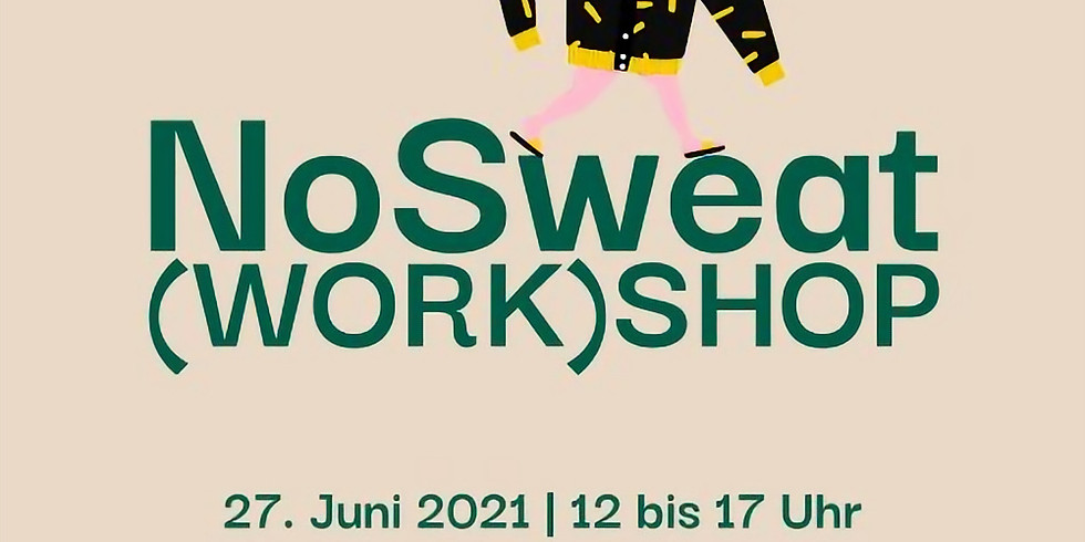 No Sweat - Reparier & Upcycling Workshop