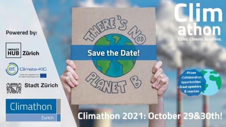 Impact Hub Zürich: Climathon Zürich