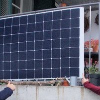 Solarbalkon – Es ist so einfach und funktioniert