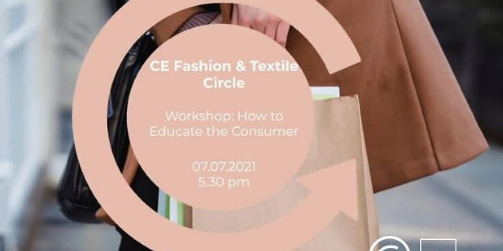 Impact Hub Zürich: Circular Economy Fashion & Textile Circle - Educate the Consumer for Circular Textiles and Fashion