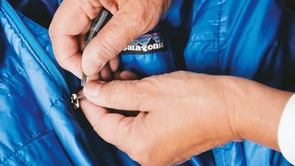 Patagonia: Worn Wear Happening.