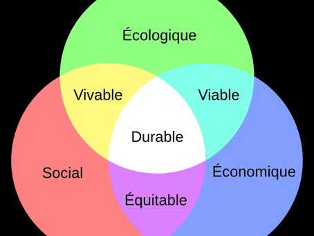 Quelles sont les stratégies pour favoriser la durabilité ?