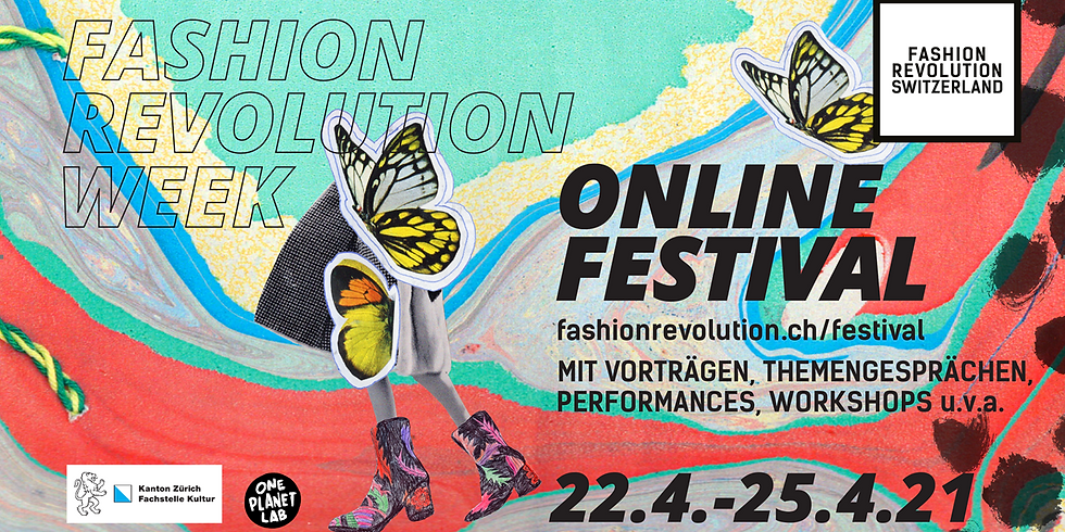 Fashion Revolution Week Online Festival