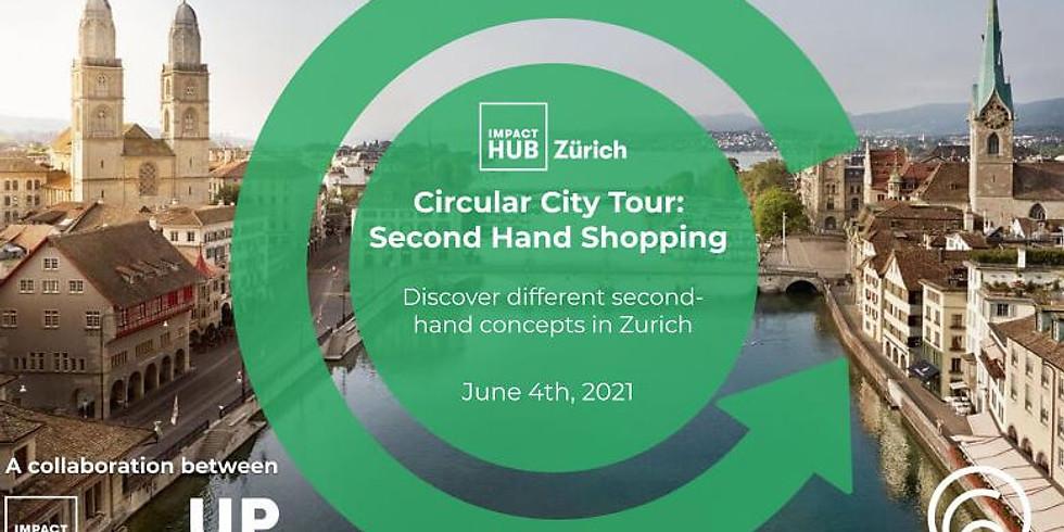 Impact Hub Zürich: Circular City Tour: Second Hand Shopping