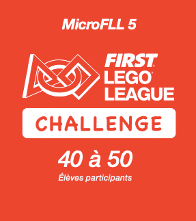 Inscription FIRST LEGO League Challenge REPLAY - MicroFLL 5