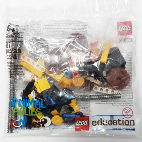 FIRST LEGO League (FLL) Replacement Pack 2016 - Animal Allies polybag