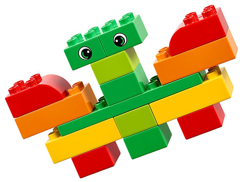 Creative LEGO® DUPLO® Brick Set
