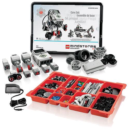 LEGO® MINDSTORMS® Education EV3 Core Set avec chargeur