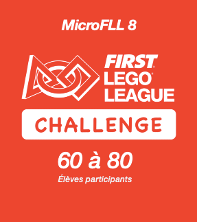Inscription FIRST LEGO League Challenge REPLAY - MicroFLL 8